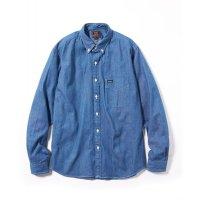 68&BROTHERS / L/S Denim B.D Shirts [No. 6004]
