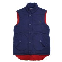 POLO Ralph Lauren ポロラルフローレン / Quilted Sweat Vest